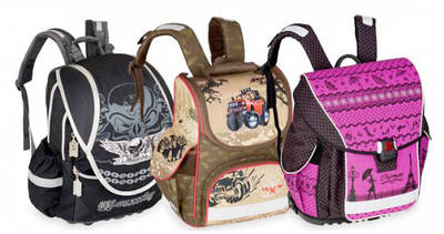 Ранці, рюкзаки, портфелі
