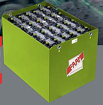 Замена тяговых батарей, фото 3