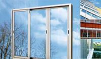 Система балконного остекления ALT100
