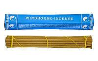 Виндхорс, Windhorse (21 sticks) лучшее качество тибетских благовоний из Непала