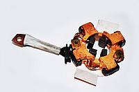 Щёточный узел стартера 2110 стар. образ.текстолит)