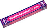 Кумбху Релаксейшин, без основные Khumbu Relaxation (24 sticks) лучшее качество тибетских благовоний из Непала