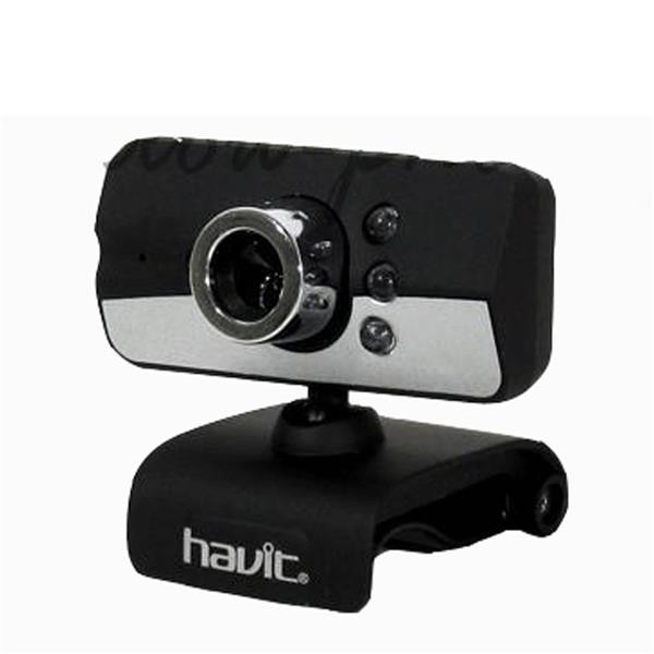 Веб-камера с микрофоном Havit HV-N5081 0.3 Мп