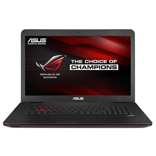 Ноутбук ASUS Rog G771JW (G771JW-T7060T) Black
