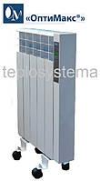 Электрический радиатор (электрорадиатор) «ОптиМакс®» - 9 секции -  1080 Вт