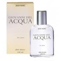 Туалетная мужская вода Jean Marc 100 мл Giovanni del Acqua