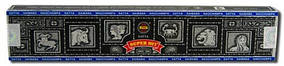 Благовонные палочки, натуральные, индийские Сатья, Супер Хит, Satya Super Hit (15gm)