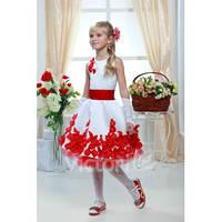 Платье выпускное детское нарядное D618