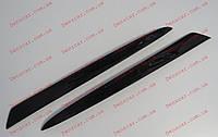 Реснички на фары SKODA Oktavia А5