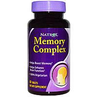 Комплекс для памяти Natrol, 60 Таблеток. Сделано в США.