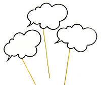 "Набор ""Речевое облако"" 6 предметов"