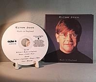 CD диск Elton John - Made in England