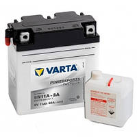 Мото аккумулятор VARTA FUNSTART 6N11A-3A 012 014 008