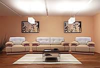 Комплект мягкой мебели  Джаконда корфу беж   Мебель-Сервис