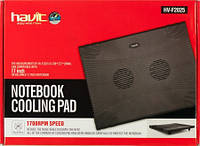 Подставка-кулер для ноутбука HAVIT HV-F2025 USB черный