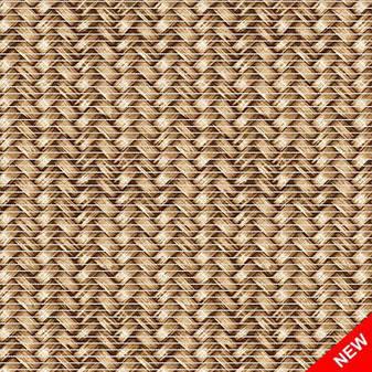 Коврик для кухни и коридора Вязаное плетение, ширина 65 см, фото 2