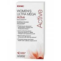 GNC WOMENS ULTRA MEGA ACTIVE 180 CAPS