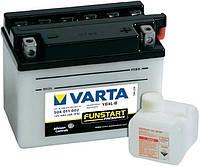 Мото аккумулятор VARTA FUNSTART YB4L-BS