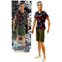 "Кукла Ken ""Игра с модой"" Barbie Барби DGY66,DGY68"