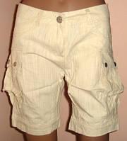 Шорты летние с карманами размер 26