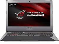 Ноутбук ASUS Rog GX700VO (GX700VO-GC009T) Grey