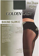 Колготки с коррекцией фигуры Golden Lady Bikini Slim 40 den