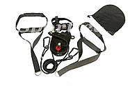 TRX Петли подвесные тренировочные A-AF5004 + подарок (Чехол-кошелек на руку для бега BP-201-B)