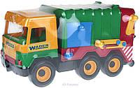 Машина-мусоровоз Middle Truck Wader