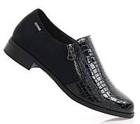 Женские ботинки на осень, лакированные   размеры 36