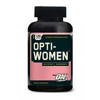 OPTIMUM NUTRITION USA OPTI-WOMEN 120 tabl