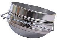 Фильтр оцынковка 200мм Мел с овальным дном
