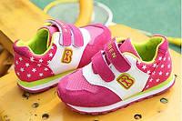 Детские яркие кроссовки для девочки