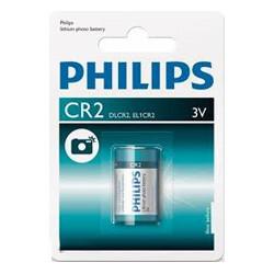 Батарейка литиевая PHILIPS CR2