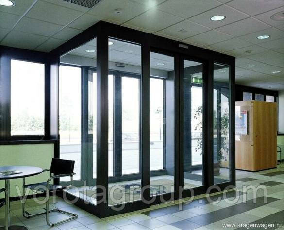Автоматические двери Came Sipario2