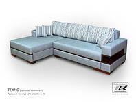 """Угловой ортопедический диван-кровать """"Техно"""", фото 1"""