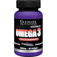 ULTIMATE NUTRITION OMEGA 3 90 SOFTGELS