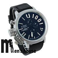 Бюджетные часы U-Boat Italo Fontana U-1001 Black/Silver/White