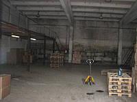 Аренда склада 420 кв. м. на рампе Дарница