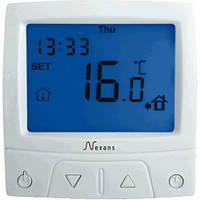 Терморегулятор для теплого пола Nexans Millitemp CDFR–003 программируемый