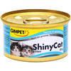 Консервы Gimpet ShinyCat Kitten с тунцом для котят, 70 гр.