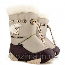 """Зимняя детская обувь """"DEMAR"""" LITTLE LAMB"""