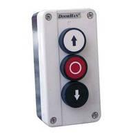 Пост управления для ворот трехпозиционный DoorHan Button3