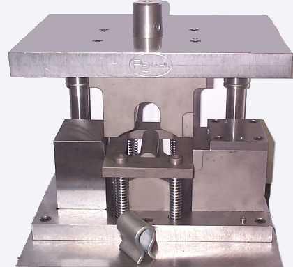 Пресс-формы и штампы