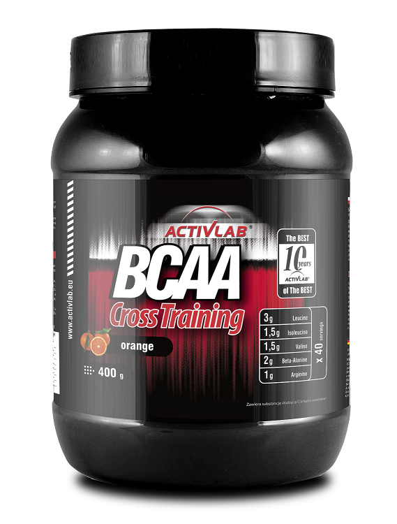 Амінокислоти Activlab BCAA Cross Training 400g