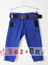 Джинсы для мальчика Class Life от 1 до 4 лет - Синий