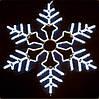 """Светодиодная фигура """"снежинка"""" 1.25*1.25M"""
