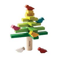 Развивающая игра Plan Тoys - Балансирующее дерево
