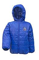 Стильная куртка на малыша № 4019 (рост: 98,104,110,116)