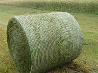 Сетка для обмотки рулонов сенажа сена и соломы, сетка для тюкования
