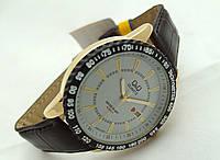 Часы мужские Q@Q  водозащита 5Bar, A450J101Y